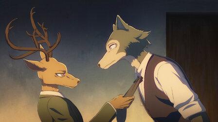 觀賞月亮與野獸。第 1 季第 1 集。